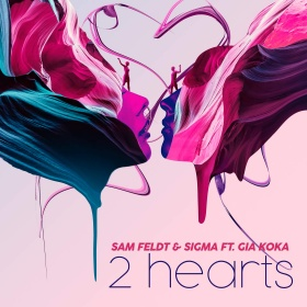 SAM FELDT & SIGMA FEAT. GIA KOKA - 2 HEARTS